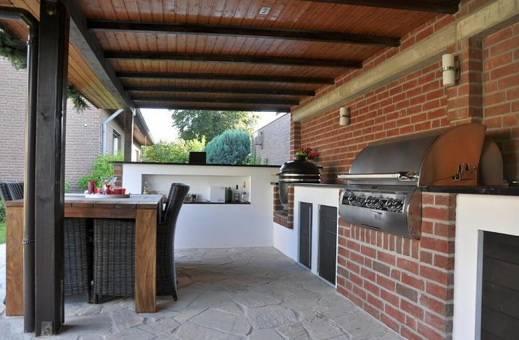 Outdoorküche Tür Test : Die bbqpit outdoorküche außenküche bbqpit