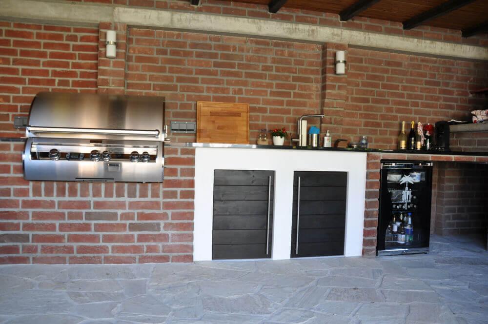 Türen Für Außenküche : Die bbqpit outdoorküche außenküche bbqpit