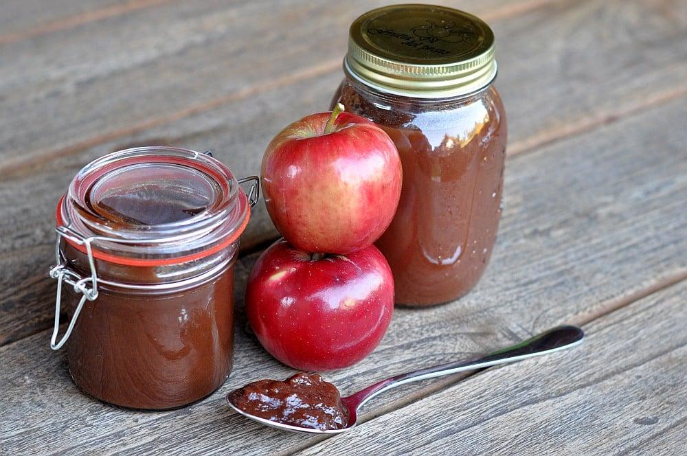 Apple Butter apple butter-AppleButter08-Apple Butter aus dem Crockpot / Slow Cooker