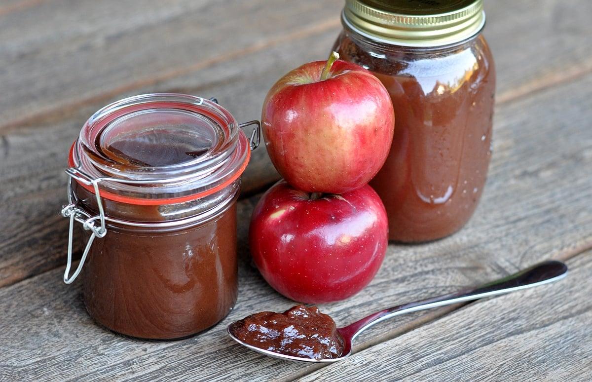 Apple Butter apple butter-AppleButterApfelbutter-Apple Butter aus dem Crockpot / Slow Cooker apple butter-AppleButterApfelbutter-Apple Butter aus dem Crockpot / Slow Cooker