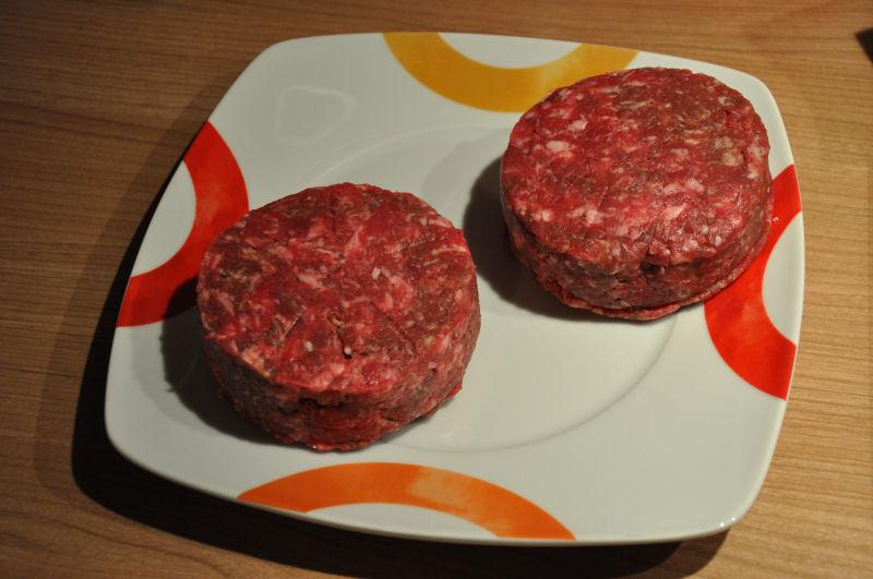 Mit Feta gefüllte Patties Griechischer Burger-Burger05-Griechischer Burger mit Feta gefüllt