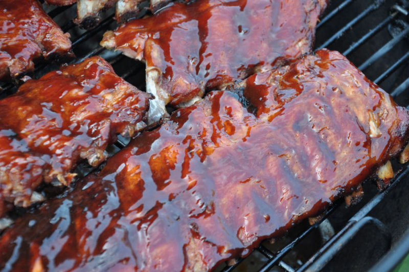 Cherry Chipotle BBQ-Sauce