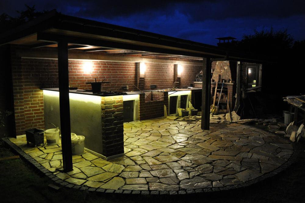 MeMyself's Aussenküche outdoorküche-Gartenkueche309-Die BBQPit-Outdoorküche – Außenküche