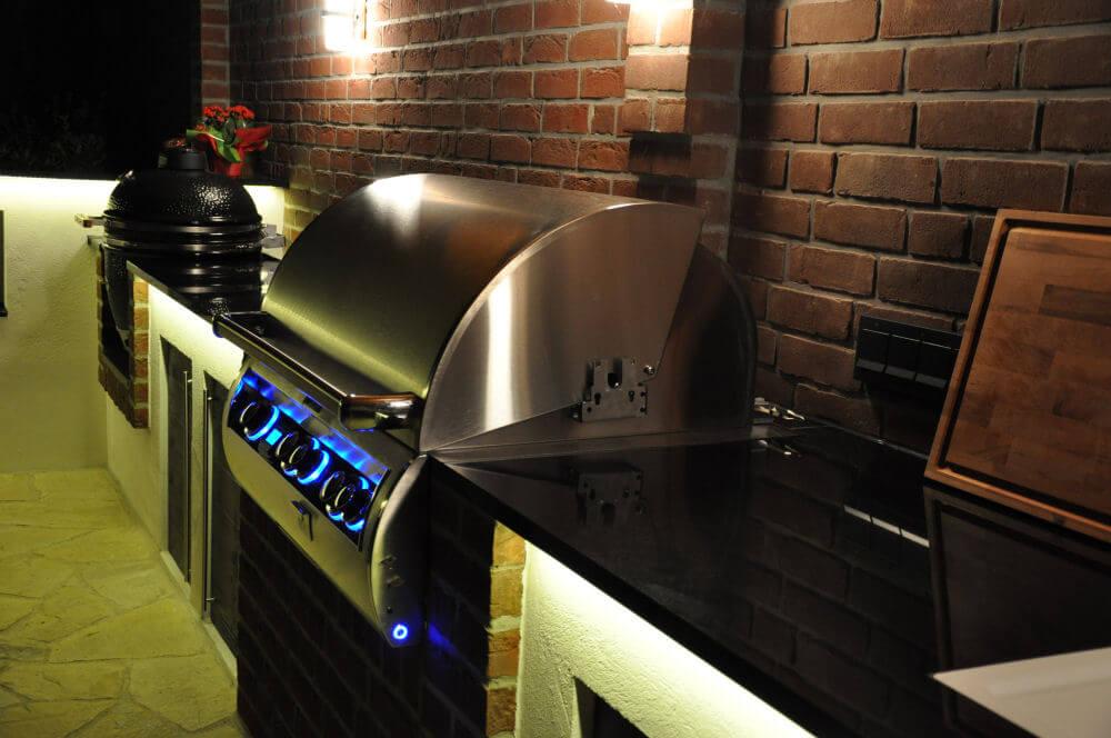 Outdoorküche Garten Edelstahl Test : Die bbqpit outdoorküche außenküche bbqpit