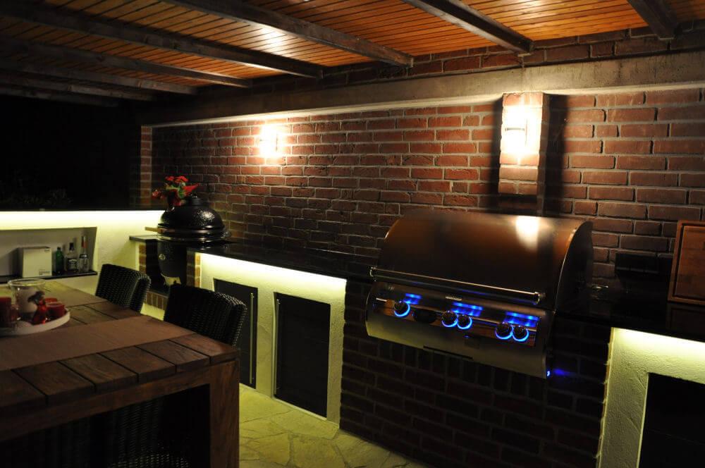 Outdoor Küche Grillsportverein : Die bbqpit outdoorküche außenküche bbqpit.de