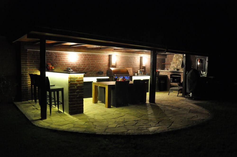 Outdoorküche Mit Kühlschrank Anleitung : Die bbqpit outdoorküche außenküche bbqpit