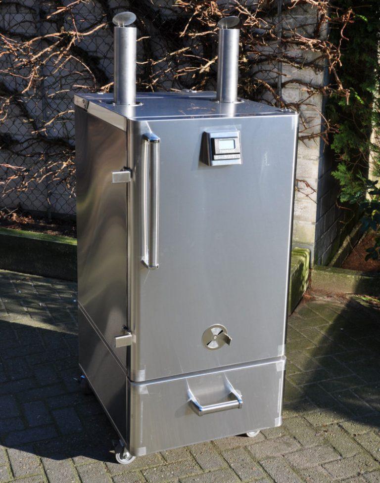 Neuer Smoker für die BBQ Wiesel Niederrhein: Fire Magic Smoker 24S-SMB