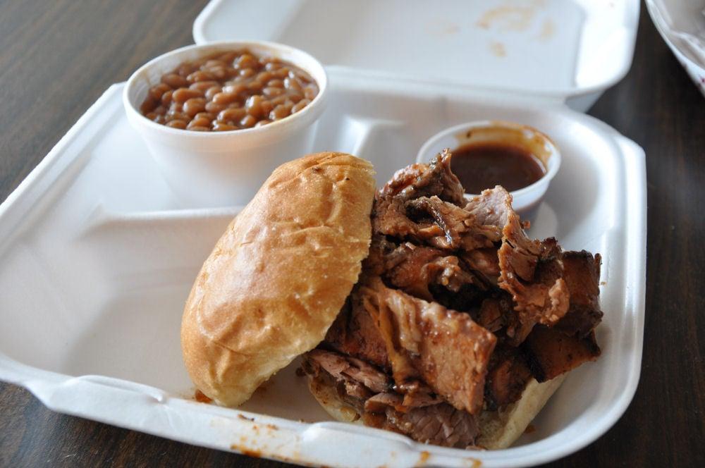 Brisket-Sandwich BBQ-Locations Florida-BBQ03-On Tour: Die besten BBQ-Locations in Florida