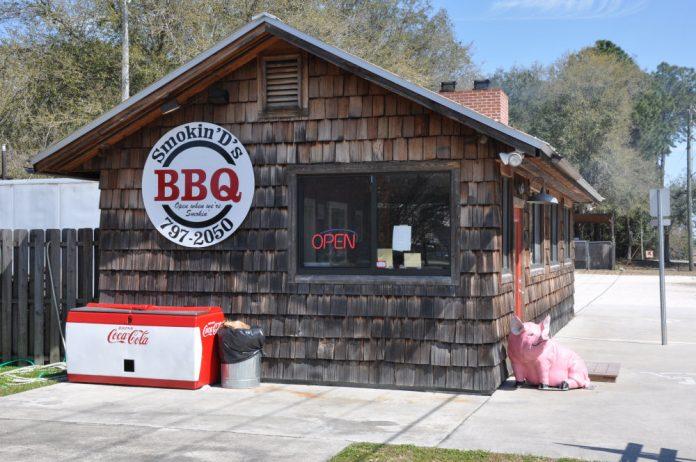 Smokin' D's BBQ St.Augustine