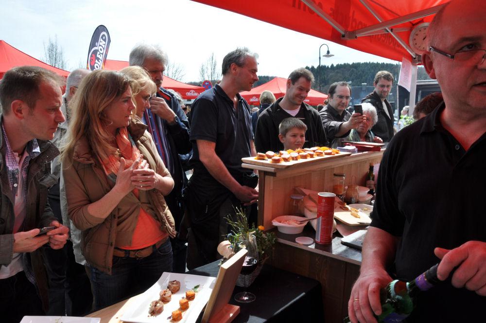 overather grillmeisterschaft-OV06-BBQ Wiesel werden Vizemeister bei der 1.Overather Grillmeisterschaft