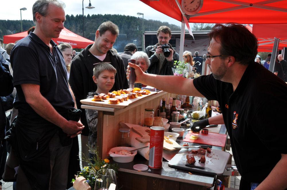 overather grillmeisterschaft-OV07-BBQ Wiesel werden Vizemeister bei der 1.Overather Grillmeisterschaft