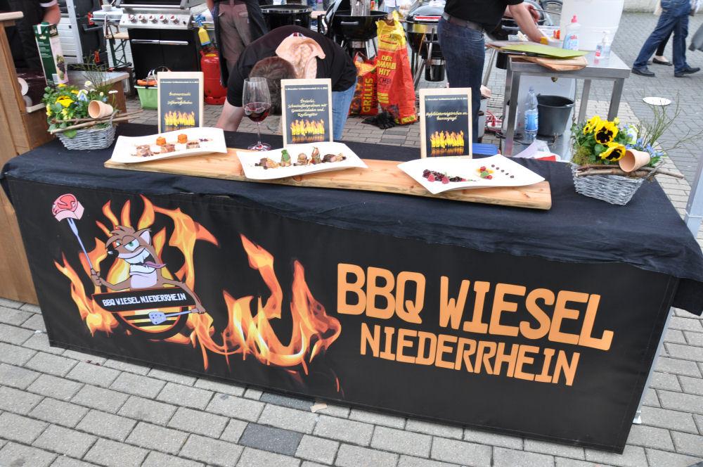 overather grillmeisterschaft-OV13-BBQ Wiesel werden Vizemeister bei der 1.Overather Grillmeisterschaft