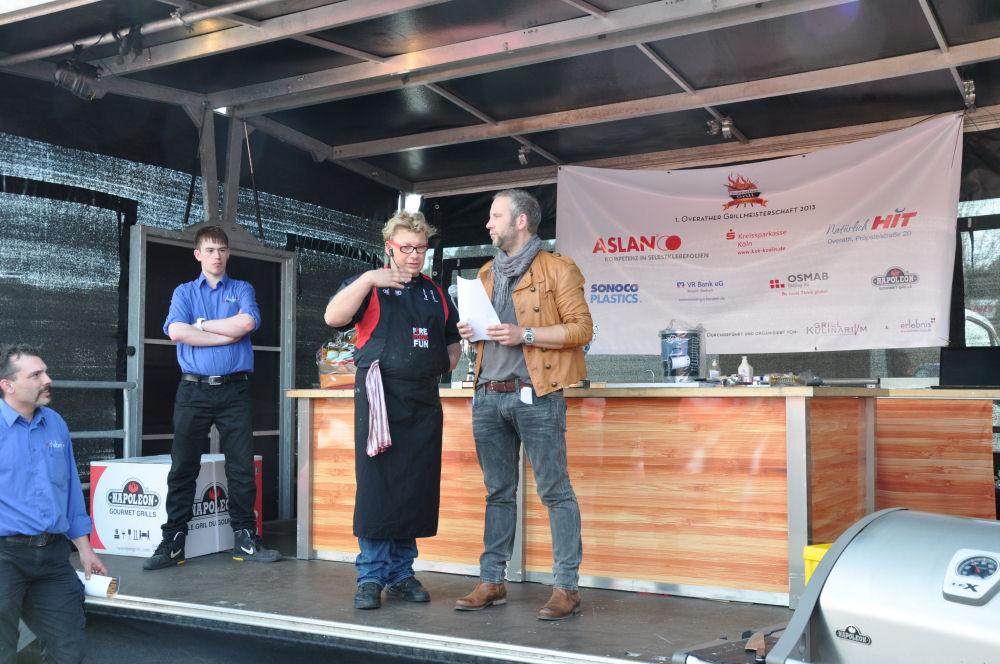 overather grillmeisterschaft-OV17-BBQ Wiesel werden Vizemeister bei der 1.Overather Grillmeisterschaft
