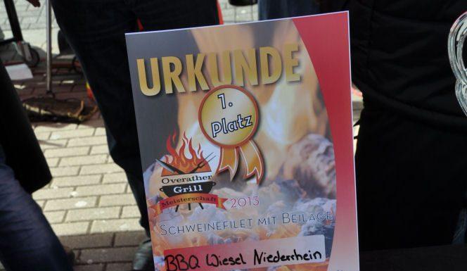 overather grillmeisterschaft-OV21 664x385-BBQ Wiesel werden Vizemeister bei der 1.Overather Grillmeisterschaft