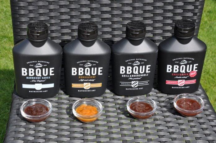 Bayrische BBQUE BBQ-Sauce