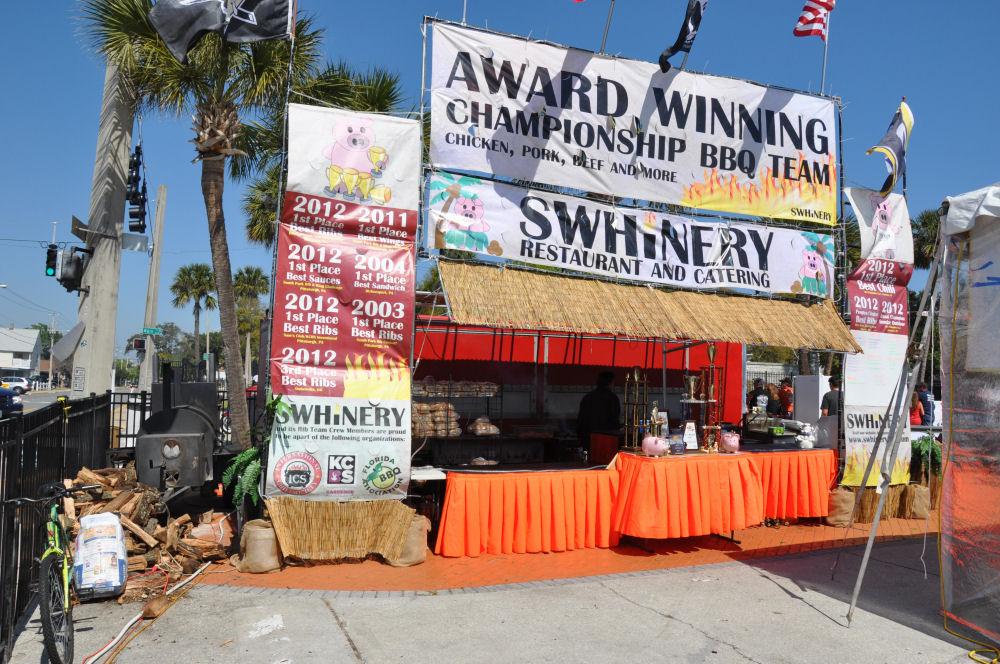 BBQ @Daytona Bikeweek BBQ-Locations Florida-BW03-On Tour: Die besten BBQ-Locations in Florida
