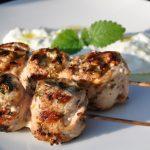 Grieschische Grillspiesse griechische lollies-GriechischeLollies09 150x150-Griechische Lollies mit Feta-Füllung und Tzatziki