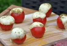 Caprese Tomaten