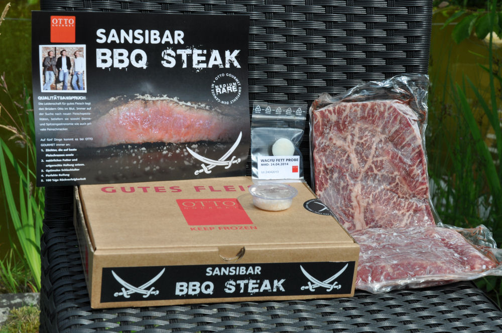 Amerikanischer Kühlschrank Otto : Sansibar bbq steak von otto gourmet bbqpit grillrezepte