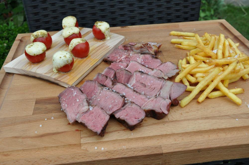 Dry aged Steak mit Steakchamp Steakchamp-SteakchampTomahawk06-Das Steakchamp Steakthermometer im BBQPit-Test