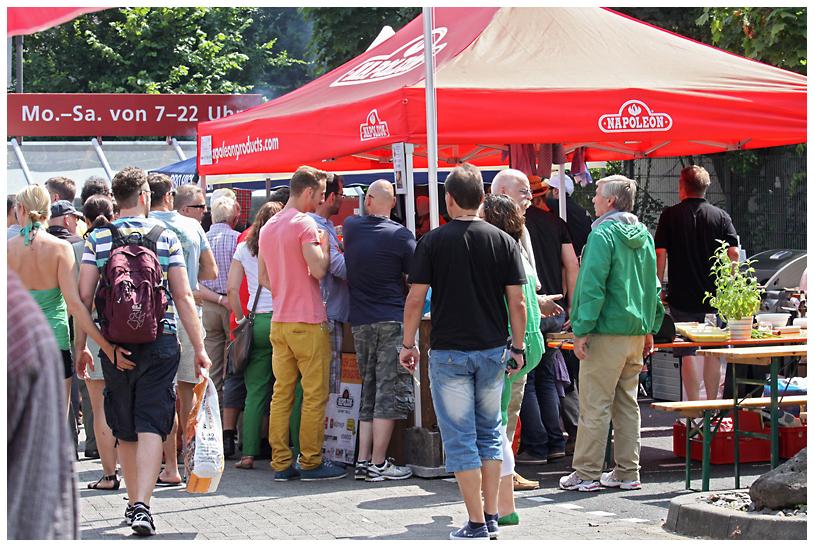 Die wiesel waren immer gut besucht Bergisch BBQ-wiesel odenthal 155-Erfolgreiche Teilnahme bei Bergisch BBQ 2013: 4 Pokale für die BBQ Wiesel