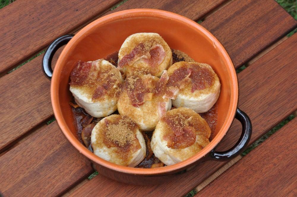 Piggy-Bread  Piggy Bread-PiggyBread02-Piggy Bread – süße Aufbackbrötchen mit Bacon