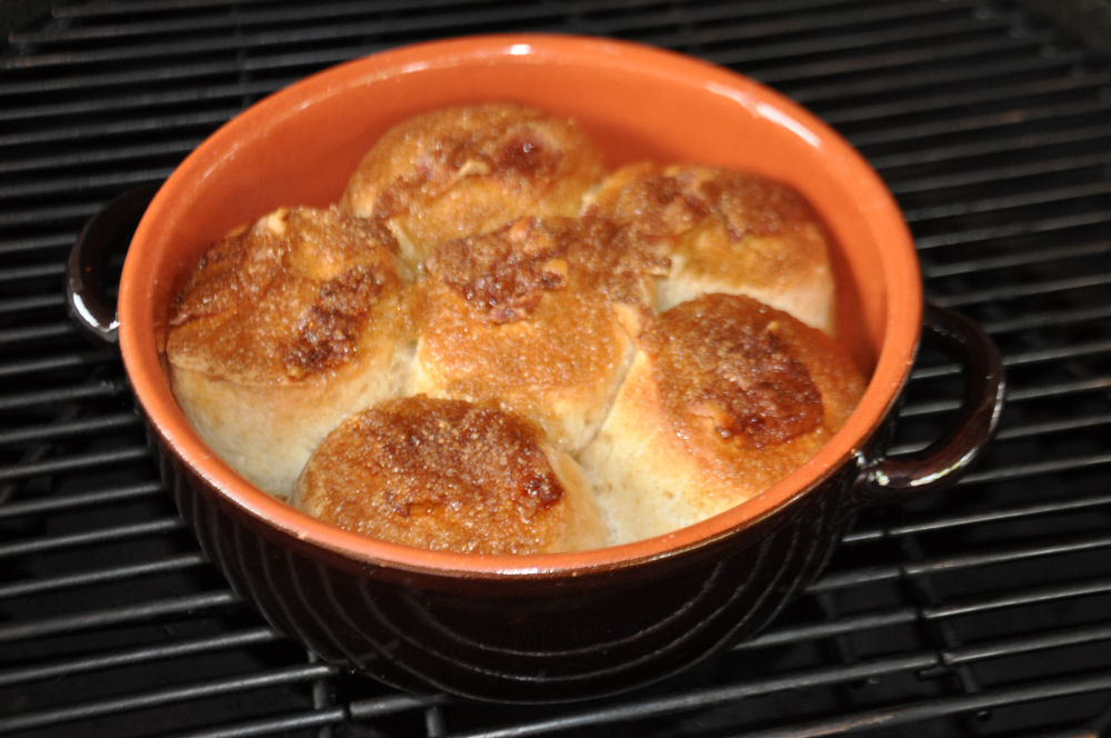 Piggy- Bread Piggy Bread-PiggyBread03-Piggy Bread – süße Aufbackbrötchen mit Bacon