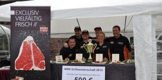 NRW Grillmeisterschaft 2013