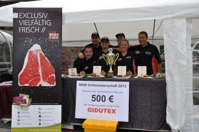 NRW Grillmeisterschaft 2013 in Krefeld