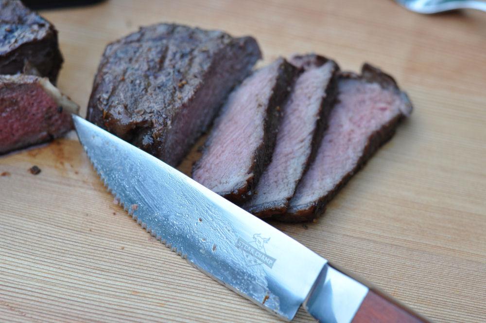 Steakchamp Steakmesser Steakchamp Steakmesser-SteakchampSteakmesser02-Neuheit: Steakchamp Steakmesser im ersten Test