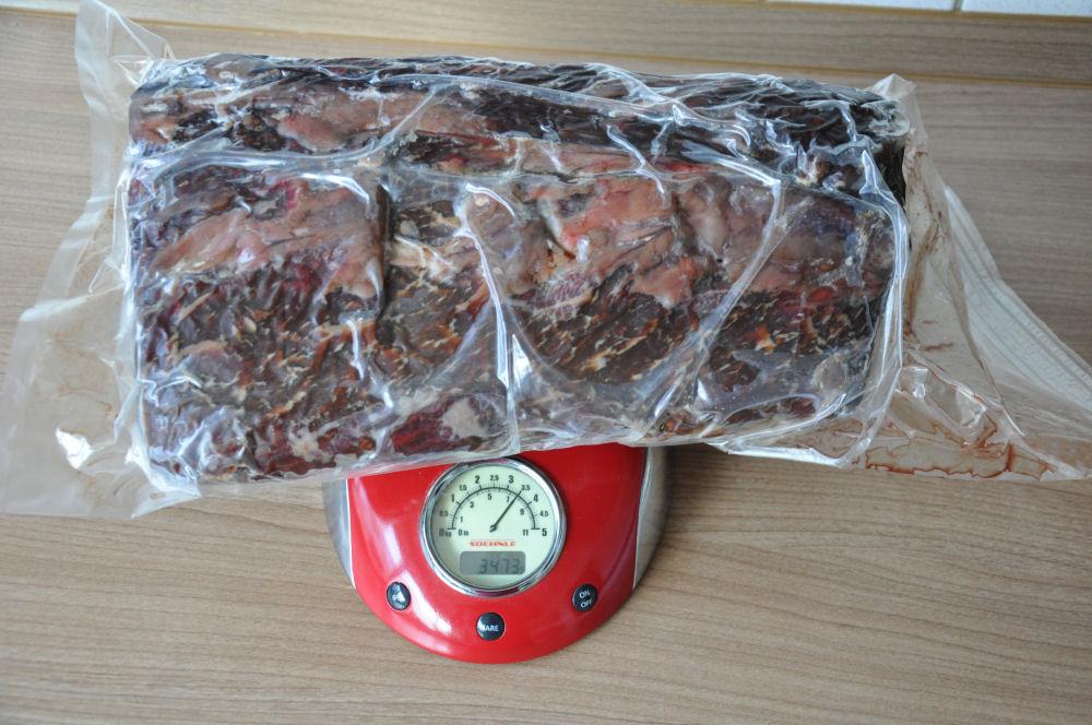 RibEye nach 21 Tagen im Dry Age Beutel reifebeutel-DryAgingReifebeutel05-Home Dry Aging – Reifebeutel im Test – Dry Aged Beef selber machen