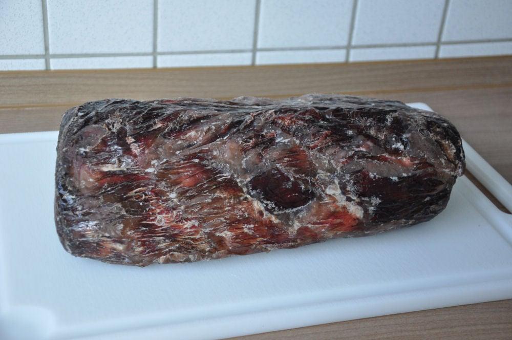 RibEye nach 21 Tagen im Beutel reifebeutel-DryAgingReifebeutel06-Home Dry Aging – Reifebeutel im Test – Dry Aged Beef selber machen