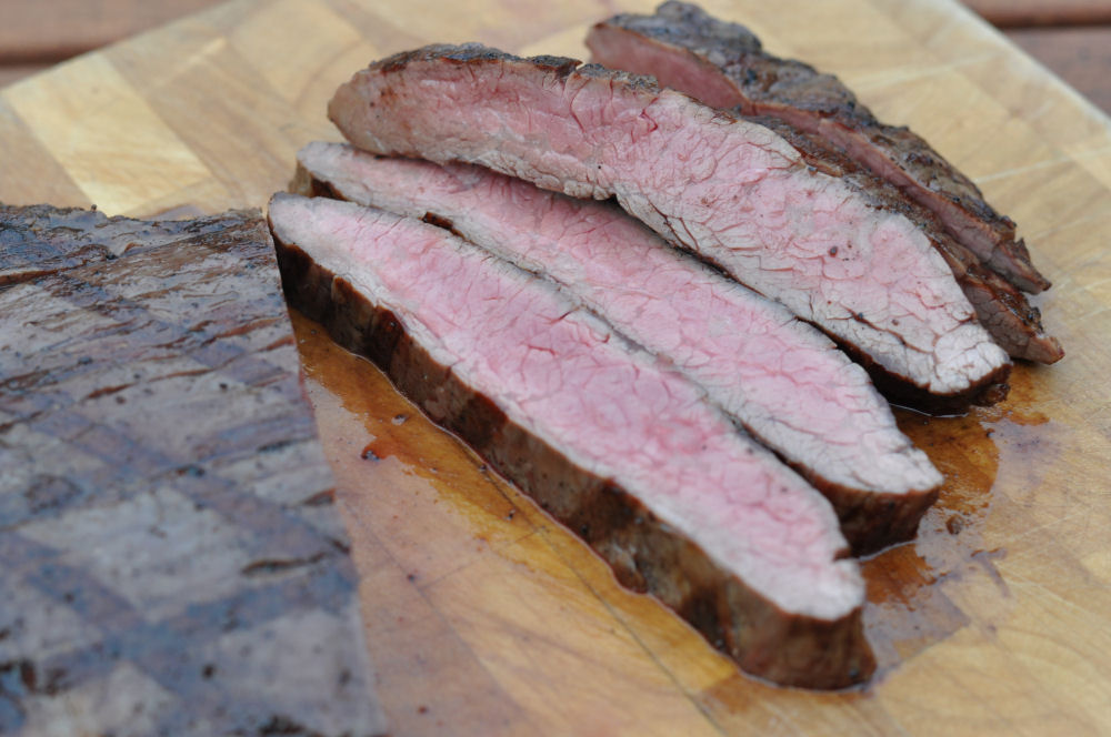 Bavette flank steak-Flanksteak-Flank Steak grillen – so gelingt es perfekte