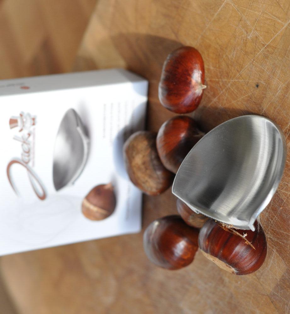 Maronenmesser gegrillte Maronen gegrillte maronen-GegrillteMaronen01-Gegrillte Maronen – Esskastanien vom Grill