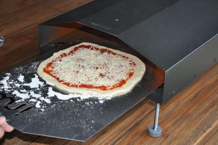 Uuni Pellet Pizzaofen