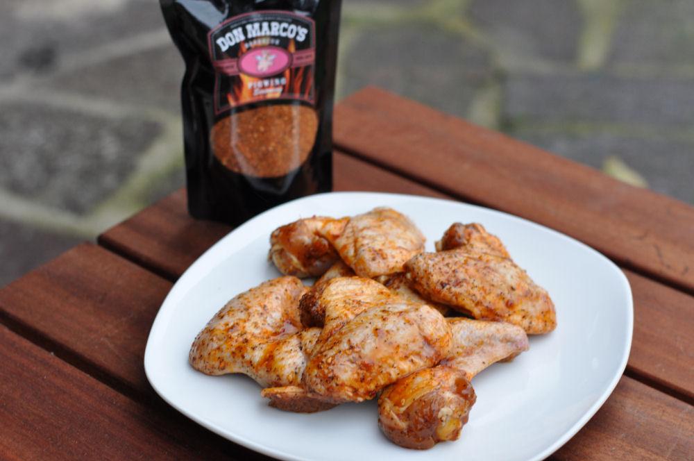 Chicken Wings Gegrillte Hähnchenflügel-GegrillteH  hnchenfluegel01-Gegrillte Hähnchenflügel – PigWing Chicken Wings