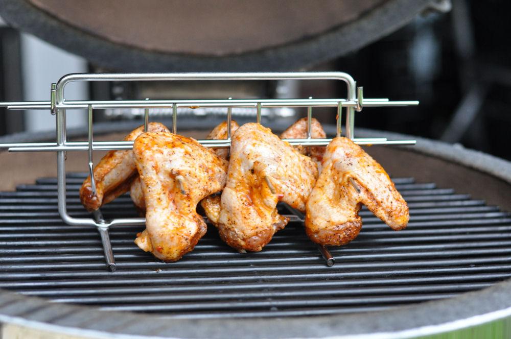 Chicken Wings Gegrillte Hähnchenflügel-GegrillteH  hnchenfluegel02-Gegrillte Hähnchenflügel – PigWing Chicken Wings