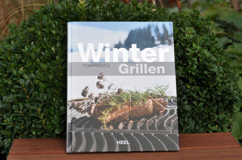 """Wintergrillen Gewinnspiel Wintergrillen-Wintergrillen-Gewinnspiel Februar 2014: 3 x Das Grillbuch """"Wintergrillen"""" zu gewinnen!"""