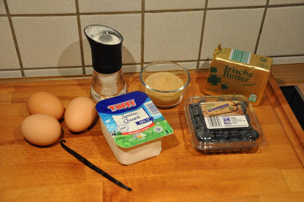 Außenküche Mit Quark : Quark soufflé vom grill mit blaubeeren bbqpit.de