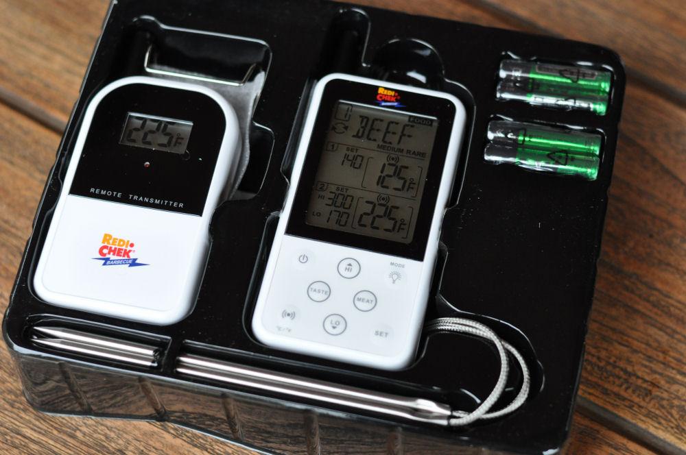 Maverick Funkthermometer maverick et-733-02MaverickET733-Maverick ET-733 Grillthermometer im Test maverick et-733-02MaverickET733-Maverick ET-733 Grillthermometer im Test