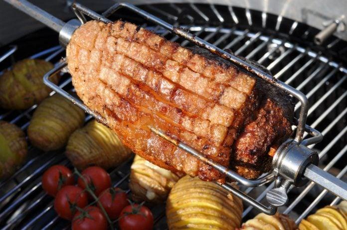 Pulled Pork Gasgrill Drehspiess : Bbqmagazin grillblog bbq pit.de