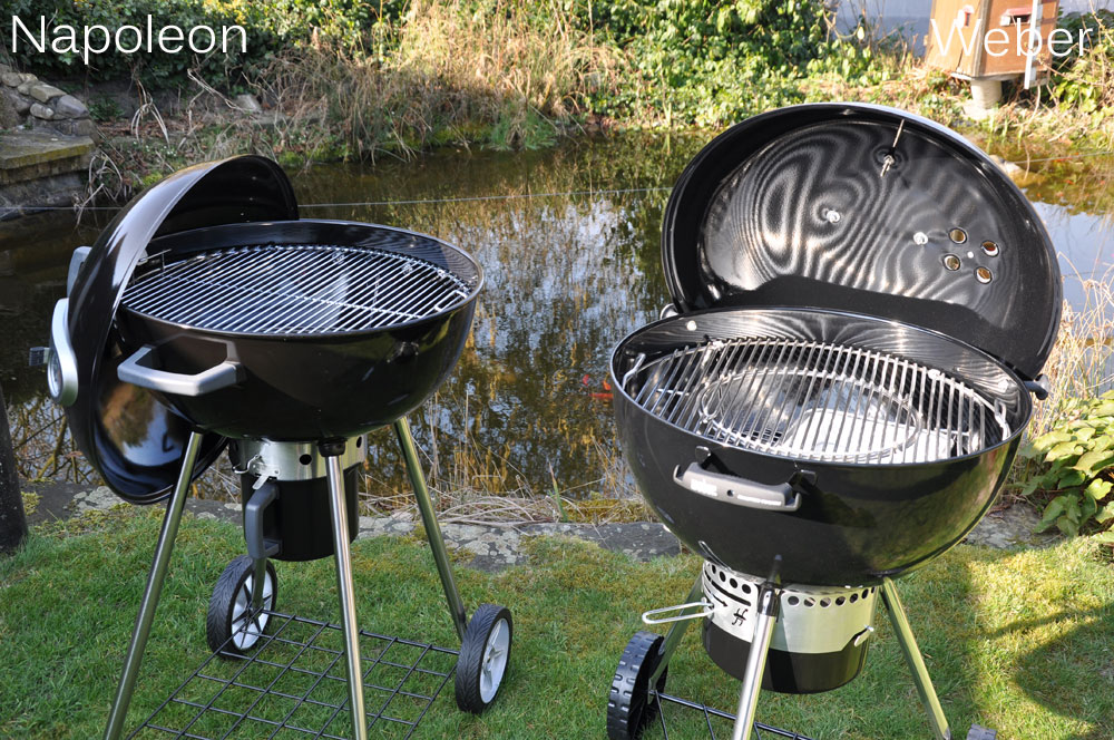 Weber Holzkohlegrill Master Touch Gbs 57 Cm Special Edition Pro : Kugelgrill kaufen napoleon nk ck vs weber mastertouch gbs cm