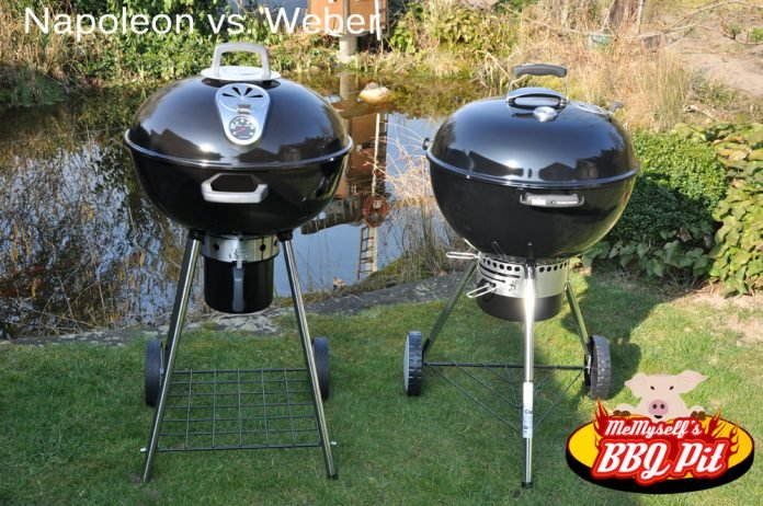 Weber Holzkohlegrill Grill Anleitung : Kugelgrill kaufen napoleon nk ck vs weber mastertouch gbs cm