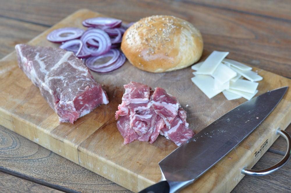 Philly Cheesesteak Philly Cheesesteak-PhillyCheesesteak01-Philly Cheesesteak – Philadelphia Steak Sandwich