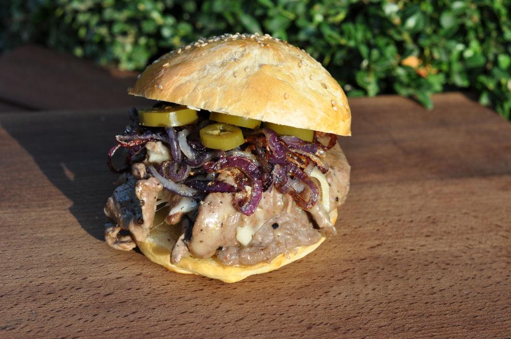 Philadelphia Steak Sandwich Philly Cheesesteak-PhillyCheesesteak04-Philly Cheesesteak – Philadelphia Steak Sandwich