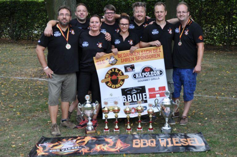 Deutscher Amateur-Grillmeister 2014: BBQ Wiesel