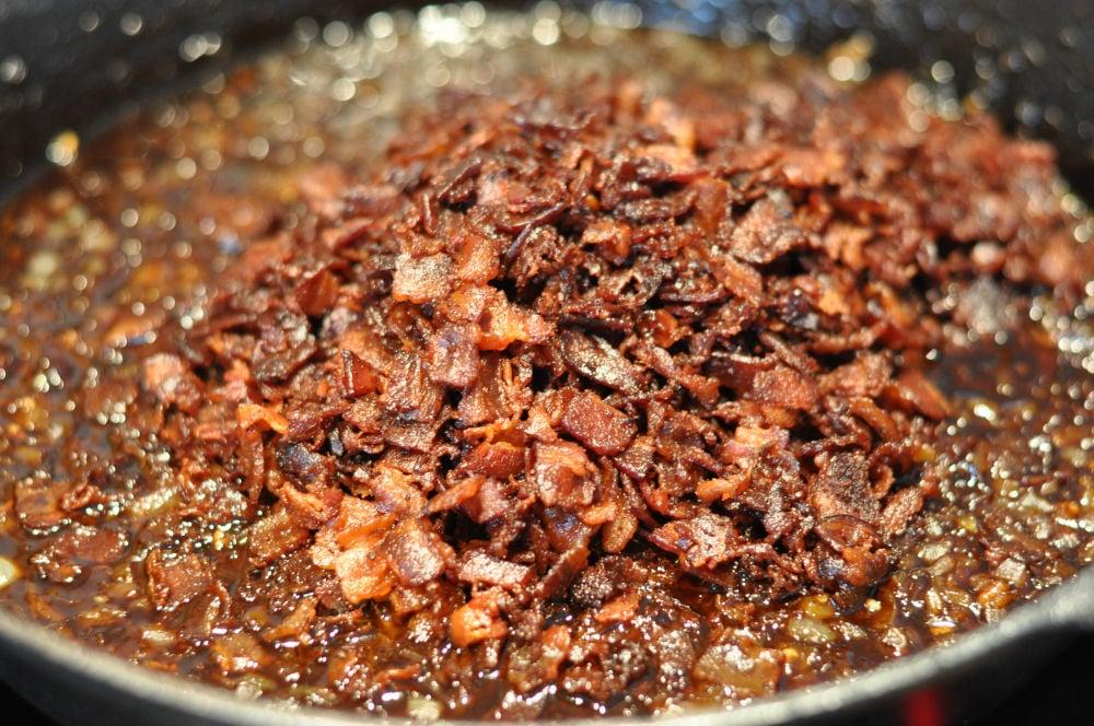 Bacon Jam bacon jam-BaconJam05-Bacon Jam / Speck-Marmelade mit Whisky