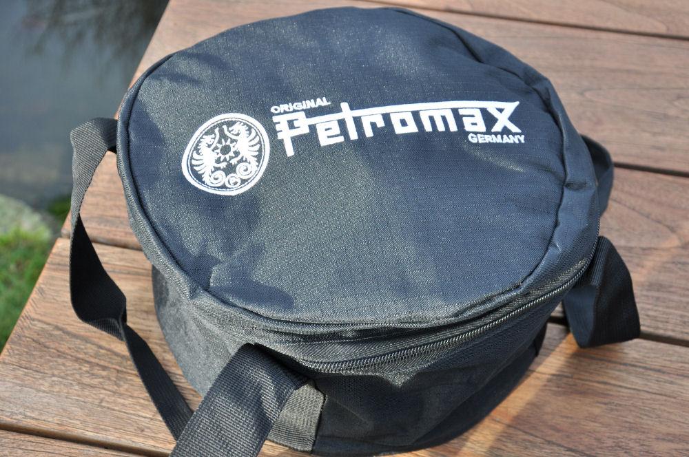 Petromax Nylontasche petromax feuertopf-PetromaxDutchOven04-Petromax Feuertopf / Dutch Oven im Test