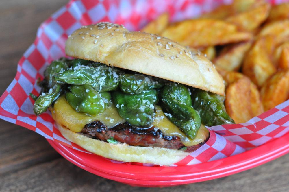Pimiento de Padron Burger