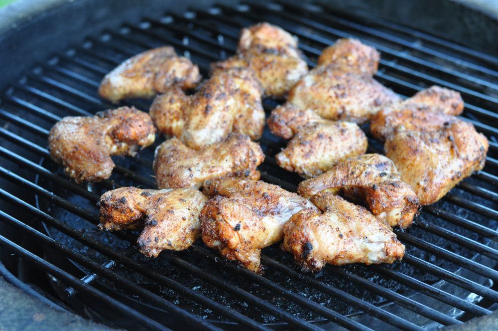 Pit Powder Chicken Wings  Pit Powder Chicken Wings-PitPowderWings02-Pit Powder Chicken Wings Pit Powder Chicken Wings-PitPowderWings02-Pit Powder Chicken Wings